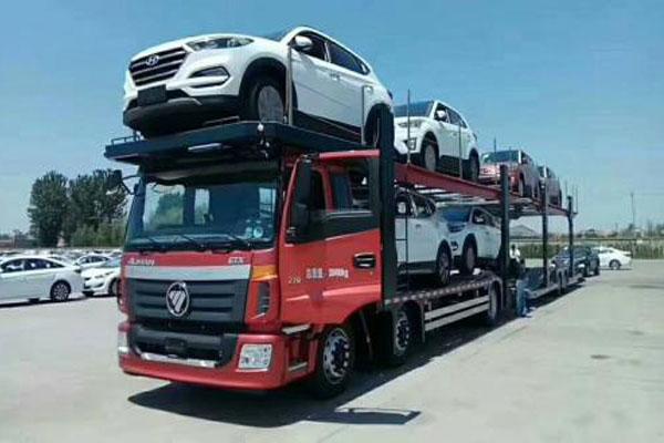 轿车托运收费标准,汽车托运,托运汽车